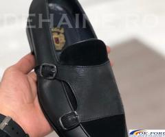Pantofi din piele naturala pentru barbati engros - cele mai mici preturi!