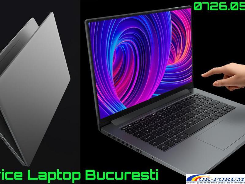 Reparatii laptopuri si calculatoare Bucuresti - Instalare Windows la domiciliu - 1