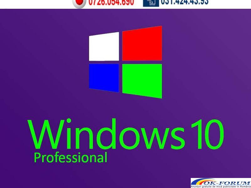Reparatii laptopuri si calculatoare Bucuresti - Instalare Windows la domiciliu - 2