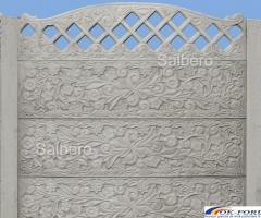 Garduri de beton rezistente