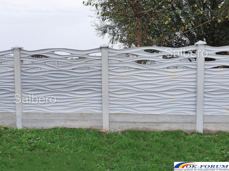 Garduri de beton rezistente - 7