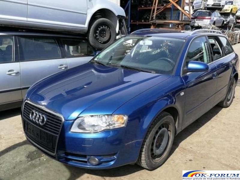 Audi A4 B7 2.0 TDI BLB, BPW, 2007 - 1