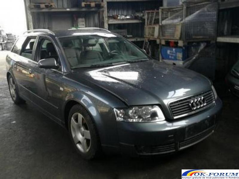Audi A4 B6 1.9 TDI AWX, AVB, AVF, BKE, 2003 - 1
