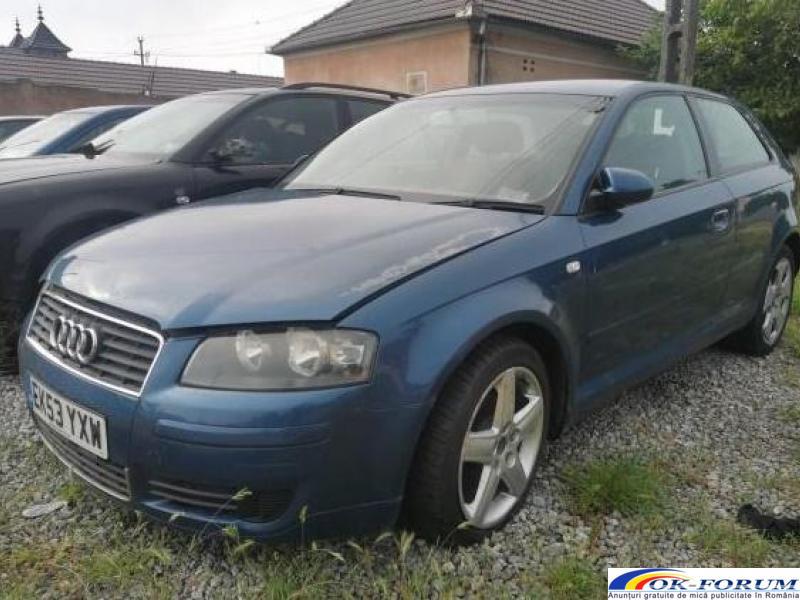 Audi A3 8P 2.0 TDI BKD, 2005 - 1