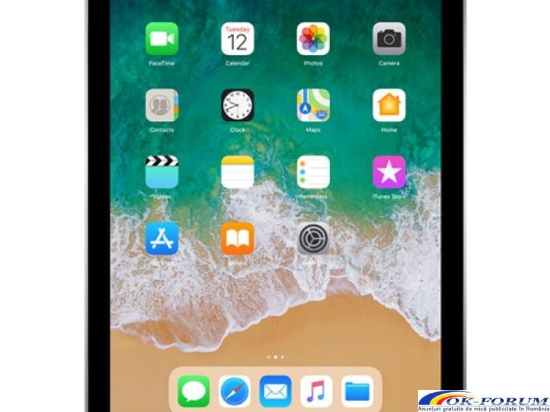 "Vand tableta Apple iPad 9.7"" (2018), 32GB Wi-Fi Space Grey - 1"