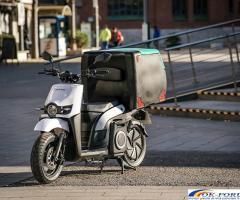 Silence s02 ls delivery - scutere electrice pentru companii