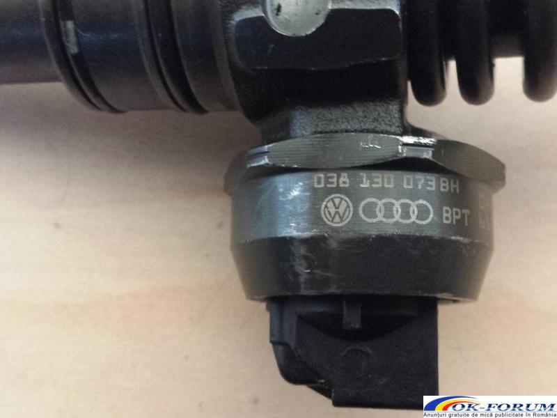 Reparatii Injectoare Pompe Duze - 1.9 TDI, 2.0 TDI si 2.5 TDI - 6