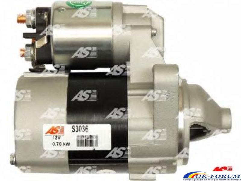 Electromotor, Demaror NISSAN PRIMERA (P12) AS-PL S3036 - 1