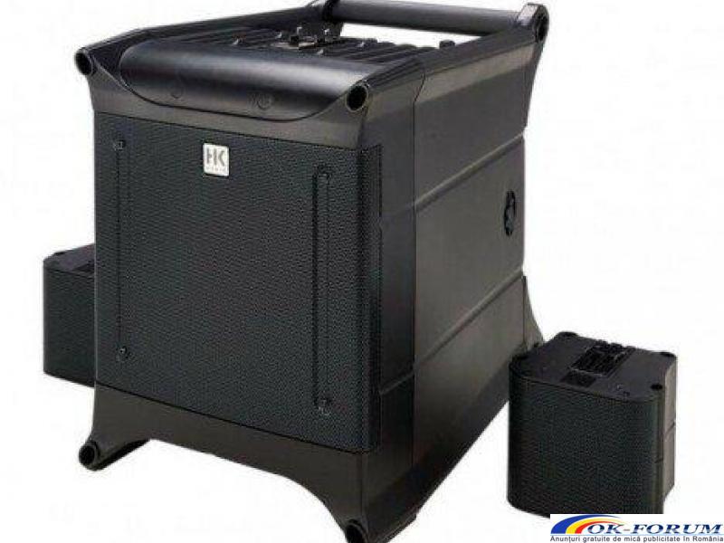 HK Audio Lucas Nano 302 - Resigilat, cu garantie completa - 1