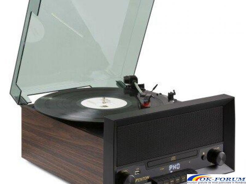 Combina muzicala vintage Fenton RP135W - Resigilat, cu garantie completa - 1