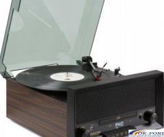 Combina muzicala vintage Fenton RP135W - Resigilat, cu garantie completa