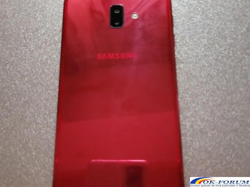 Vand urgent telefon Samsung Galaxy J6 + - 2