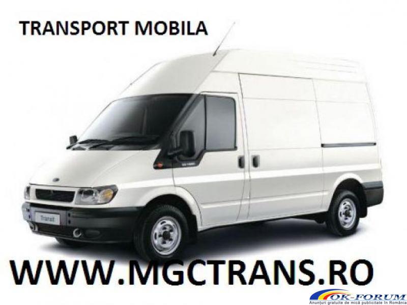 Transport mobila - 1