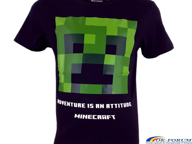 Bluze si tricouri copii Minecraft - 1